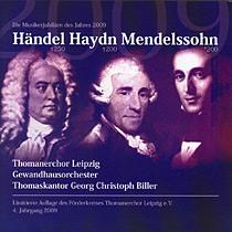Daniel Ochoa - Audio CD - H�ndel Haydn Mendelssohn